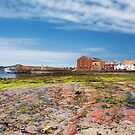 Tide Out at North Berwick by Kasia-D