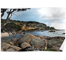 Bunker Bay, Dunsborough Poster