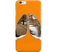 Lungs - Mississippi Head Water  iPhone Case/Skin