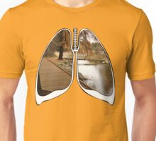 Lungs - Mississippi Head Water  Unisex T-Shirt
