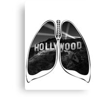 Lungs - HollyWood Canvas Print