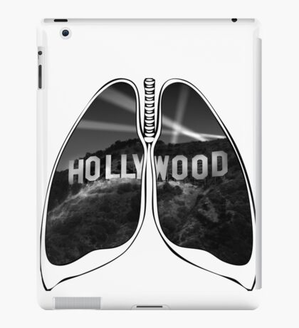 Lungs - HollyWood iPad Case/Skin