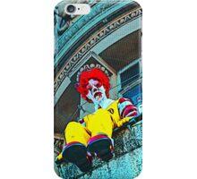 Suicidal clown! iPhone Case/Skin