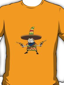 Crazy Mexican T-Shirt