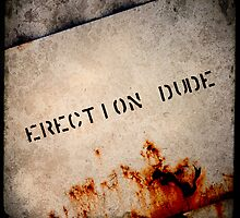 Erection Dude! by Robert Baker