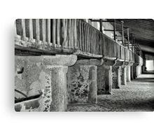 The old stable block..... Canvas Print