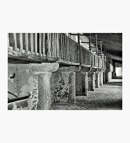 The old stable block..... Photographic Print