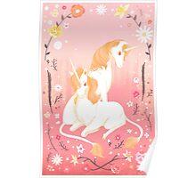 Unicorn Paradise Poster