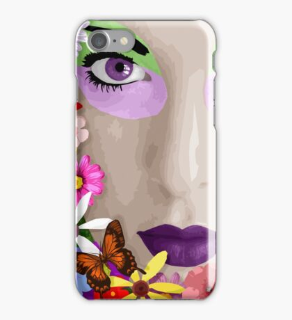 Keeper Of Spring iPhone Case/Skin