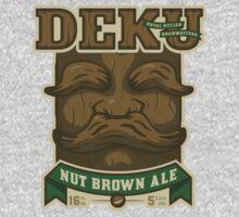 Deku Nut Brown Ale by pufahl