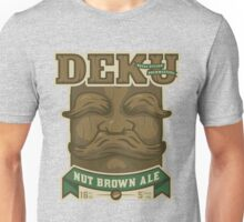 Deku Nut Brown Ale Unisex T-Shirt