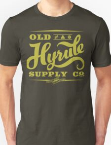 Old Hyrule Supply Co. T-Shirt