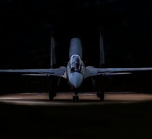 Indian Air Force SU30 by captureasecond