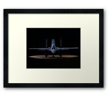 Indian Air Force SU30 Framed Print