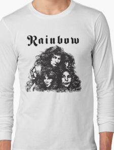 Ritchie Blackmore Rainbow Long Sleeve T-Shirt