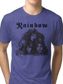 Ritchie Blackmore Rainbow Tri-blend T-Shirt