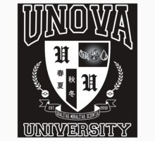 Sticker! Unova University by merimeaux