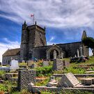 St Nicholas Church by Kevin Cotterell