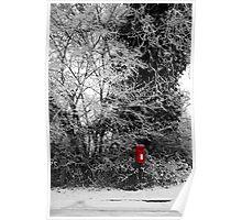{Christmas post} Poster