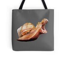 Rhino Snail Tote Bag