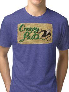 Creepy Pasta Tri-blend T-Shirt
