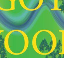 Got Wood? - Catan Sticker
