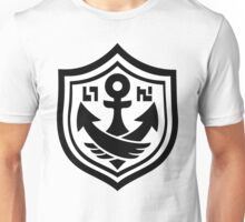 Splatoon SquidForce White Anchor Tee Unisex T-Shirt