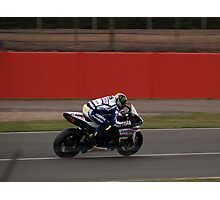 cal crutchlow Photographic Print