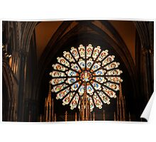 The Rose Window Poster