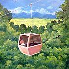 THE CABLE CAR by PRIYADARSHI GAUTAM