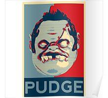 Pudge  Poster