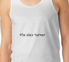 tfw alex turner Tank Top