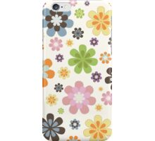Floral Decor Pattern Modern Illustration iPhone Case/Skin