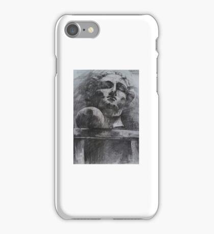 Ancient sculpture Greek Helios  iPhone Case/Skin