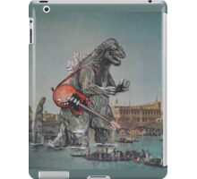Late for Band Practice iPad Case/Skin