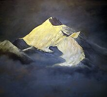 YELLOW PEAK by PRIYADARSHI GAUTAM