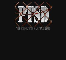 PTSD - The Invisible Wound Unisex T-Shirt