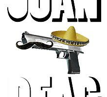 Juan Deag! by xGaandi