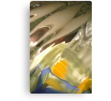 Native Enchantment, Abstract, Raw Image, Photography Canvas Print