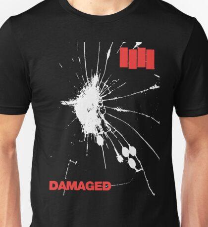 Black Flag - Damaged Unisex T-Shirt