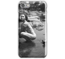 lilly at the james  iPhone Case/Skin