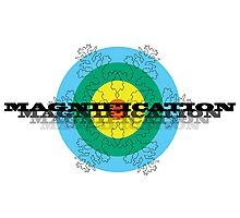 Magnification  Photographic Print