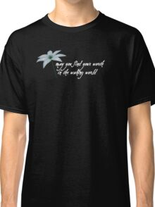 "Plain Doll ""may you find your worth in the waking world"" Classic T-Shirt"
