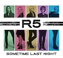 Last Night R5 Photographic Print