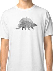 Stegosaurus Dinosaur Classic T-Shirt