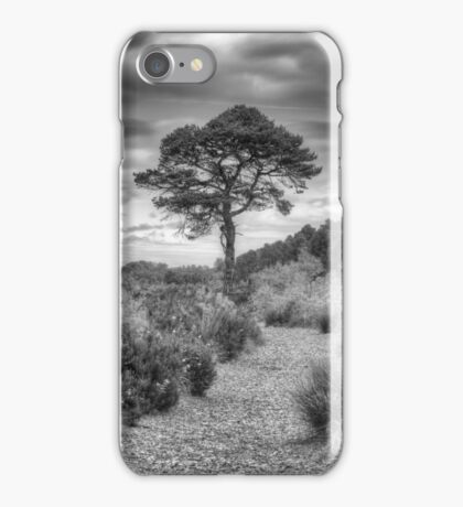 Lonely Path iPhone Case/Skin