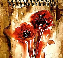 The Poppy Journals.. by ©Janis Zroback