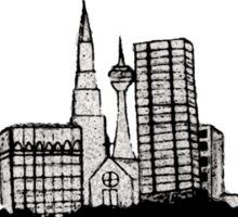 City Jam Sticker