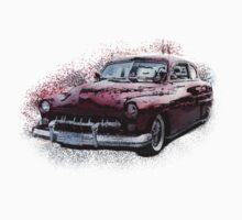 1949 Mercury Coupe One Piece - Long Sleeve