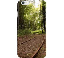 Lost Railway iPhone Case/Skin